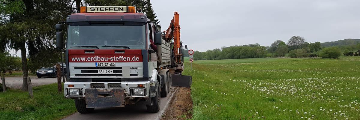Erdbau Steffen Niederraden